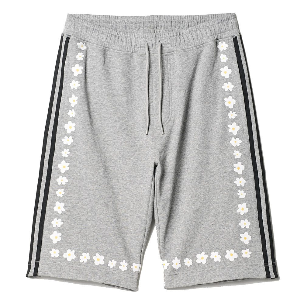 Adidas Pharrell Williams Kauwela Long Shorts Grey Heather ...