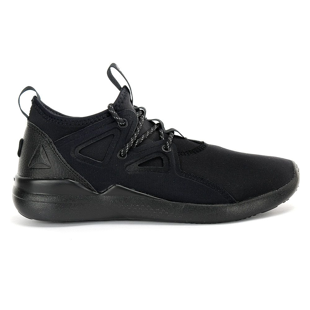 d46778b1f79 Reebok Women s Cardio Motion Black Black Dance Shoes CN0734 NEW!