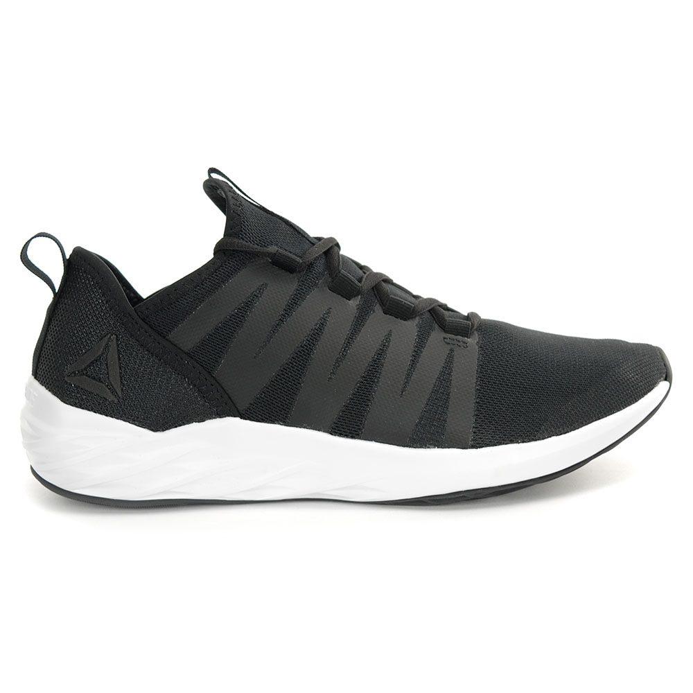 69f60414b4f42 Reebok Men s Astroride Future Running Shoes Black Ash Grey White CM8728 NEW!