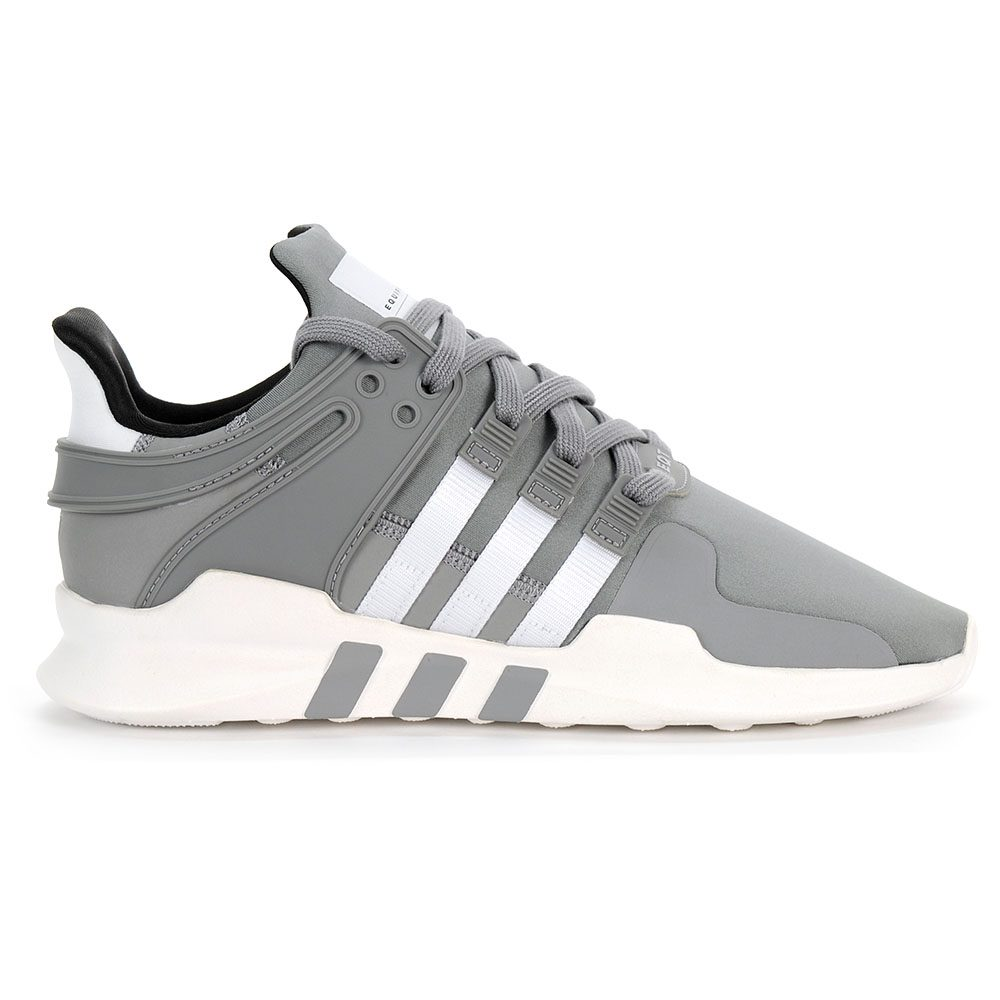 on sale 4cd44 e7d6b Adidas Equipment Support ADV EQT Grey Cloud White Core Black Shoes B37355  NEW!