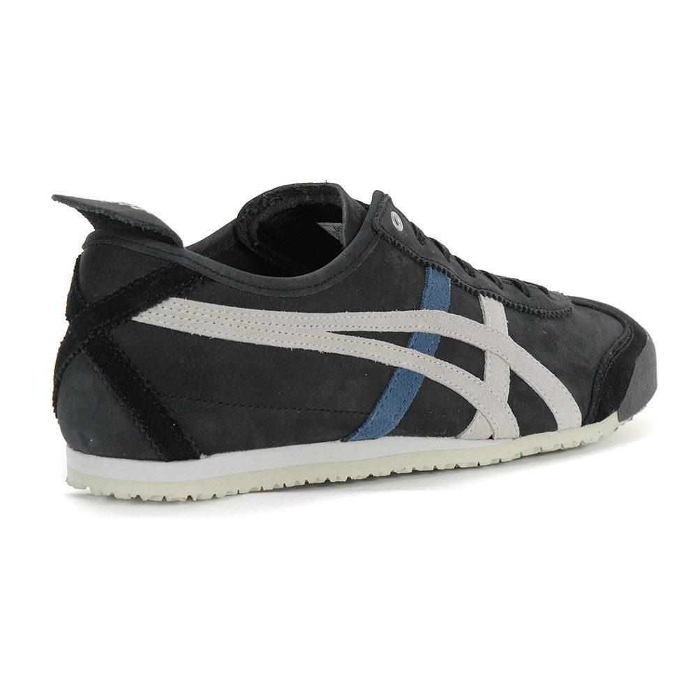 timeless design d47af 64365 ASICS Onitsuka Tiger Mexico 66 Black/Glacier Grey Shoes D832L.9096