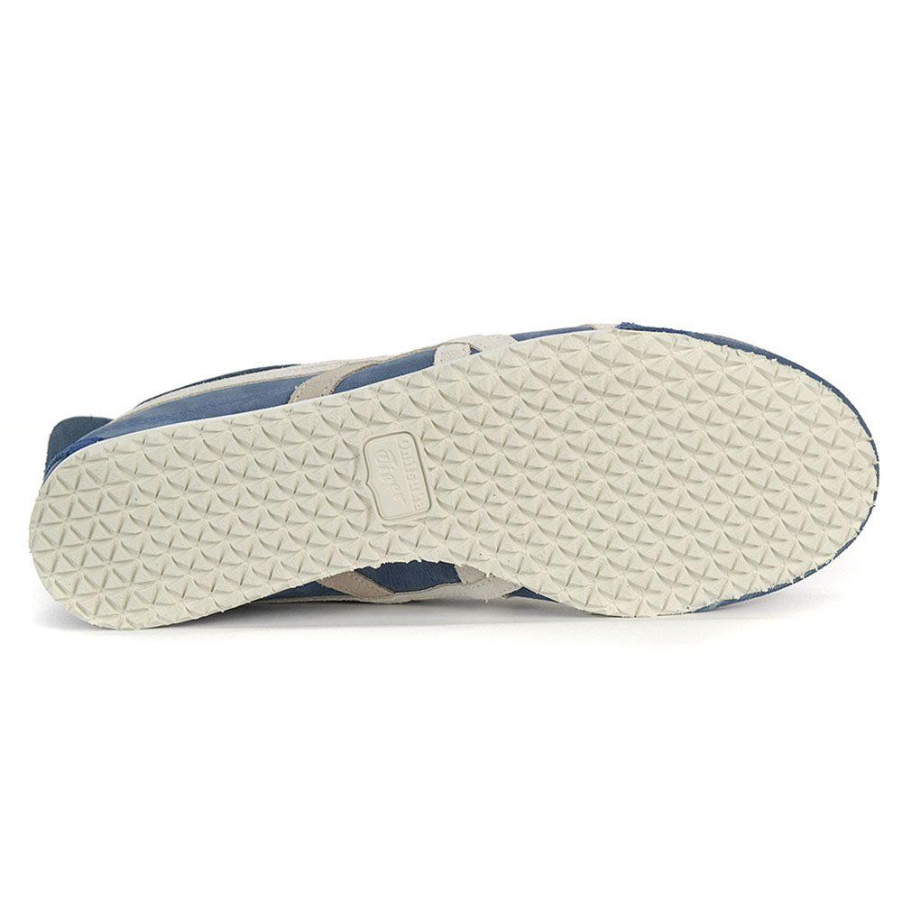 pretty nice c496c 5fcc2 Asics Onitsuka Tiger Mexico 66 Dark Blue/Vaporous Grey Shoes D832L.4990