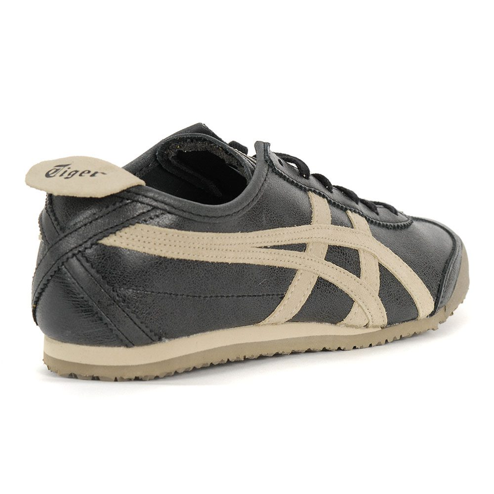 purchase cheap a46fc 96ce9 ASICS Onitsuka Tiger Mexico 66 Deep Black/Feather Grey Shoes 1183A032.001