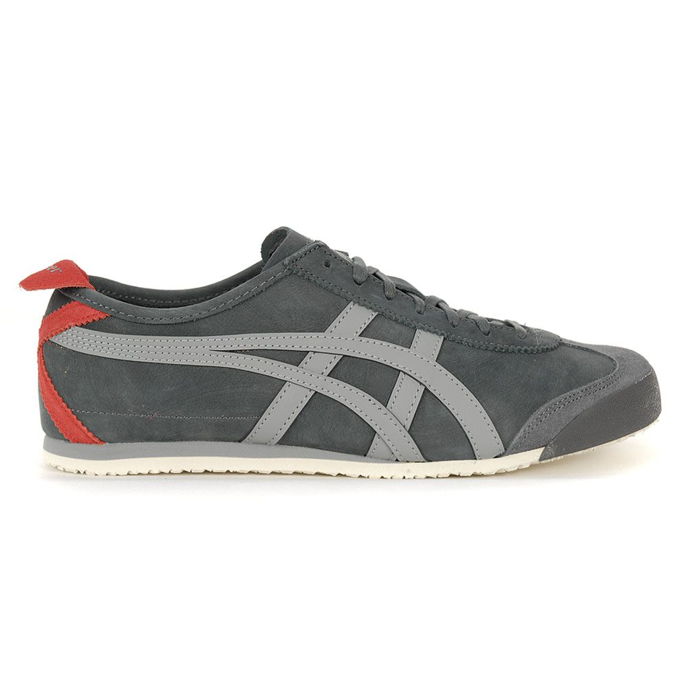 online retailer 5cb11 92ef1 Details about ASICS Onitsuka Tiger Mexico 66 Dark Grey/Stone Grey Shoes  1183A148.020 NEW