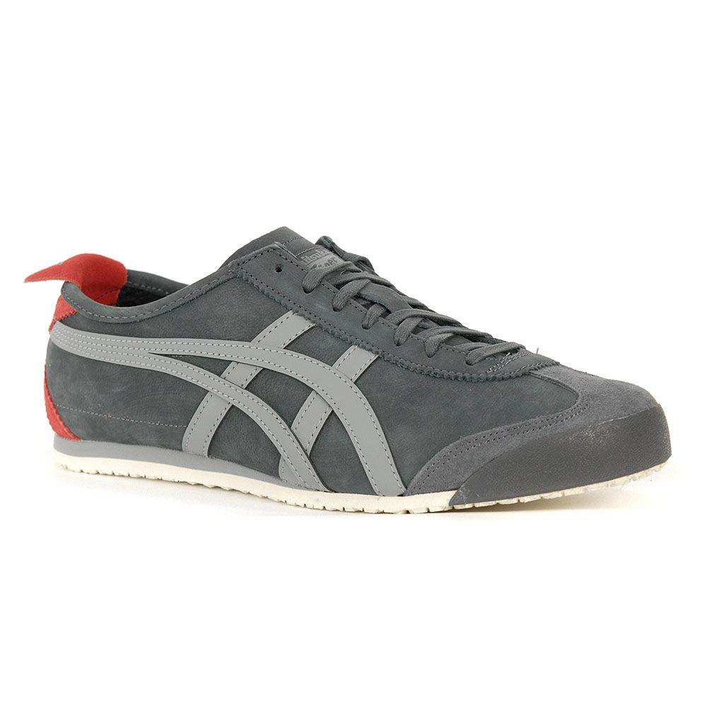 sports shoes 36e31 30991 ASICS Onitsuka Tiger Mexico 66 Dark Grey/Stone Grey Shoes 1183A148.020