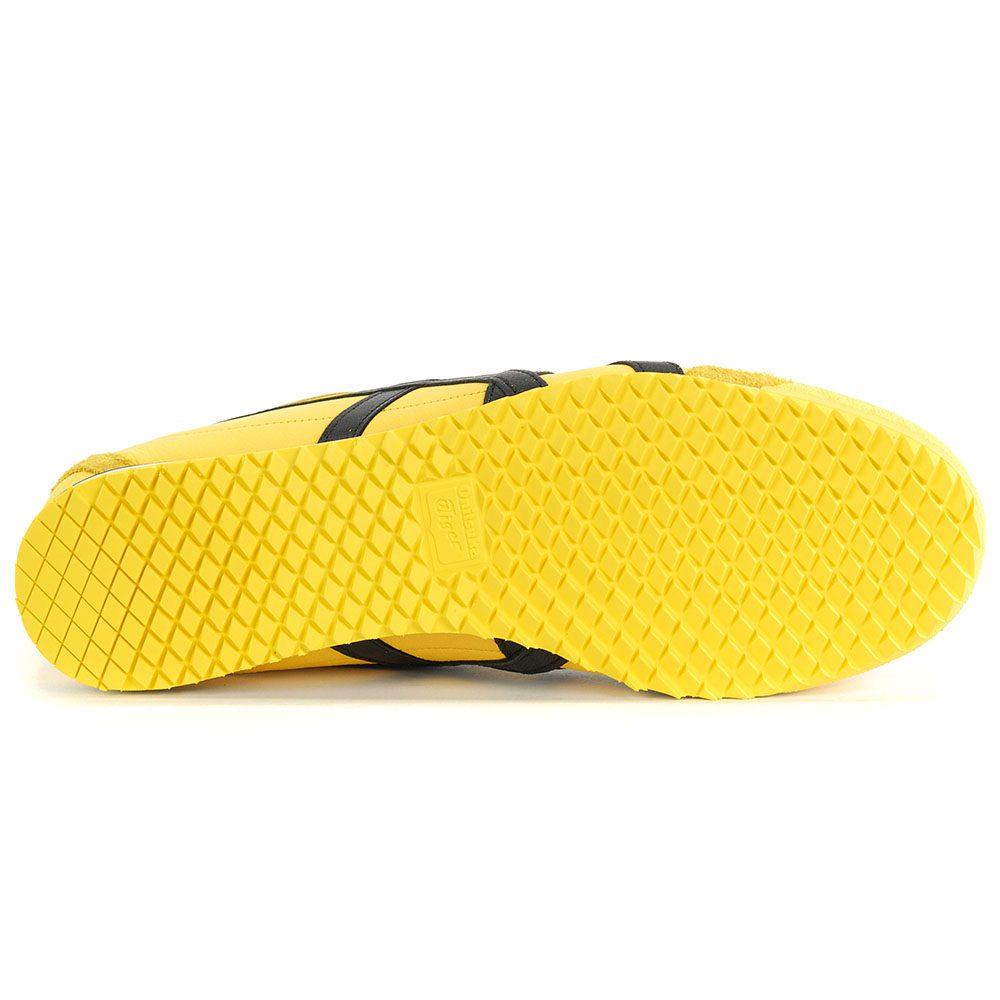 save off 073e4 df65e ASICS Onitsuka Tiger Mexico 66 SD Tai-Chi Yellow/ Black 1183A036.750