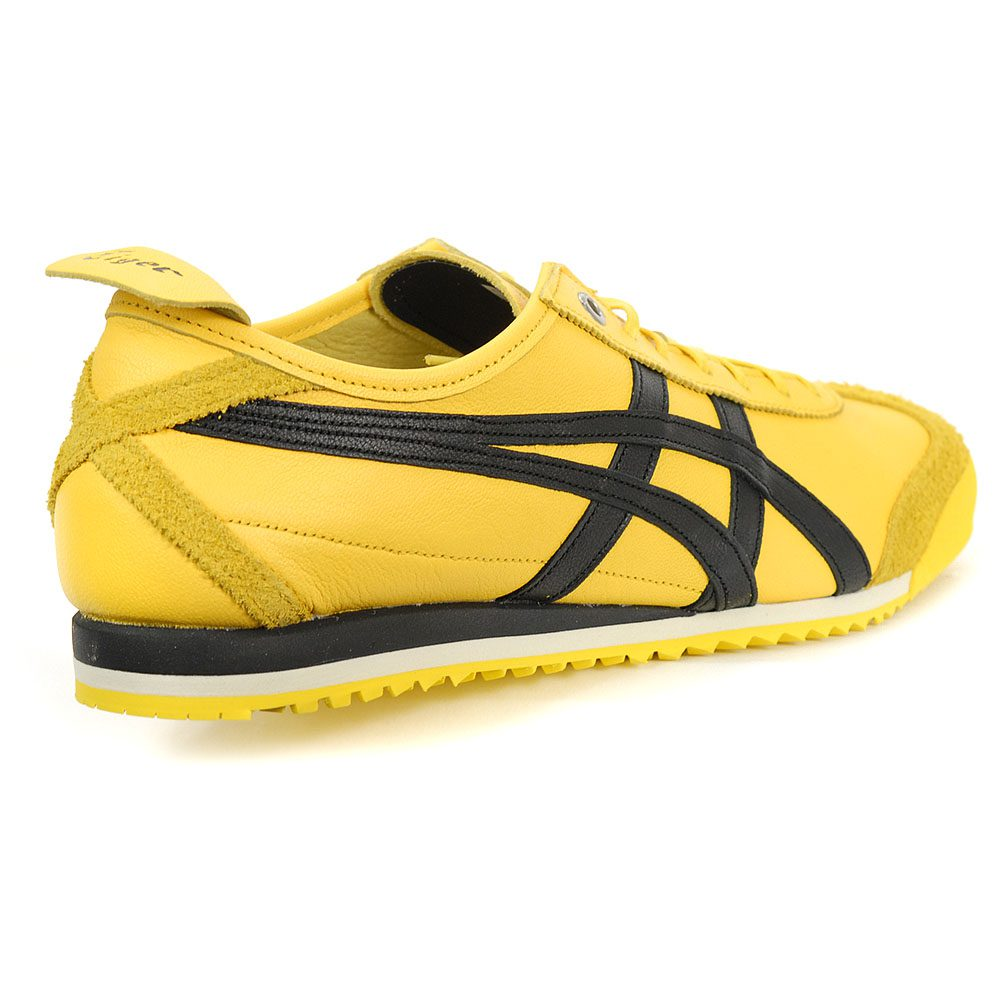 save off 073e4 df65e ASICS Onitsuka Tiger Mexico 66 SD Tai-Chi Yellow/ Black 1183A036.750