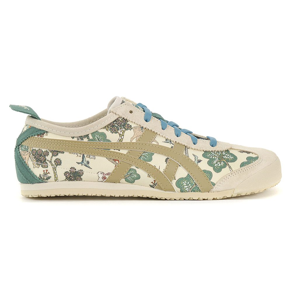 buy online 43e55 38626 ASICS Onitsuka Tiger Women's Mexico 66 Oatmeal/Safari Khaki 1182A016.250