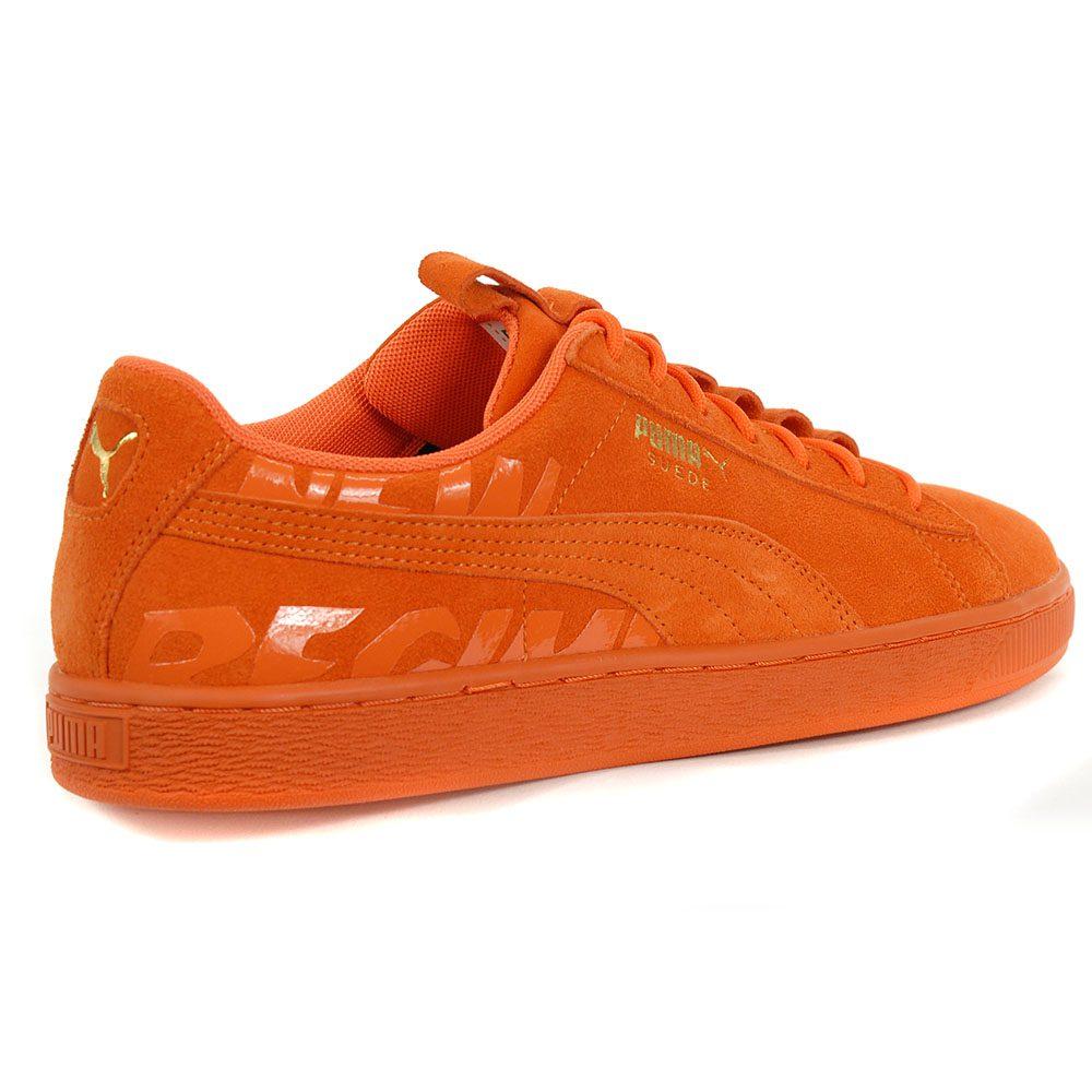 innovative design 11826 54188 PUMA Suede Classic X Atelier New Regime ANR Scarlet Ibis Shoes 36653401