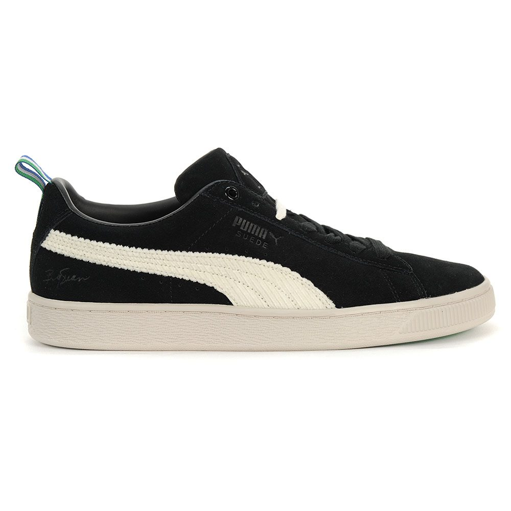Details about PUMA Suede Classic X BIG SEAN Men's Shoes BlackWhisper White 36740701 NEW!