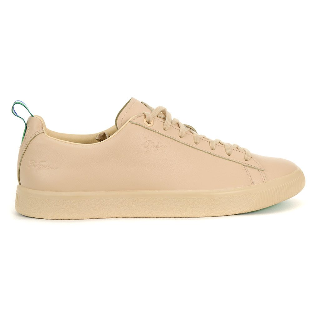 sale retailer 1b161 b6204 Details about PUMA X BIG SEAN Clyde Men's Shoes Natural Vachetta 36625301  NEW!