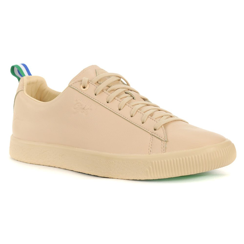 low priced d351b 57eb2 PUMA X BIG SEAN Clyde Men's Shoes Natural Vachetta 36625301