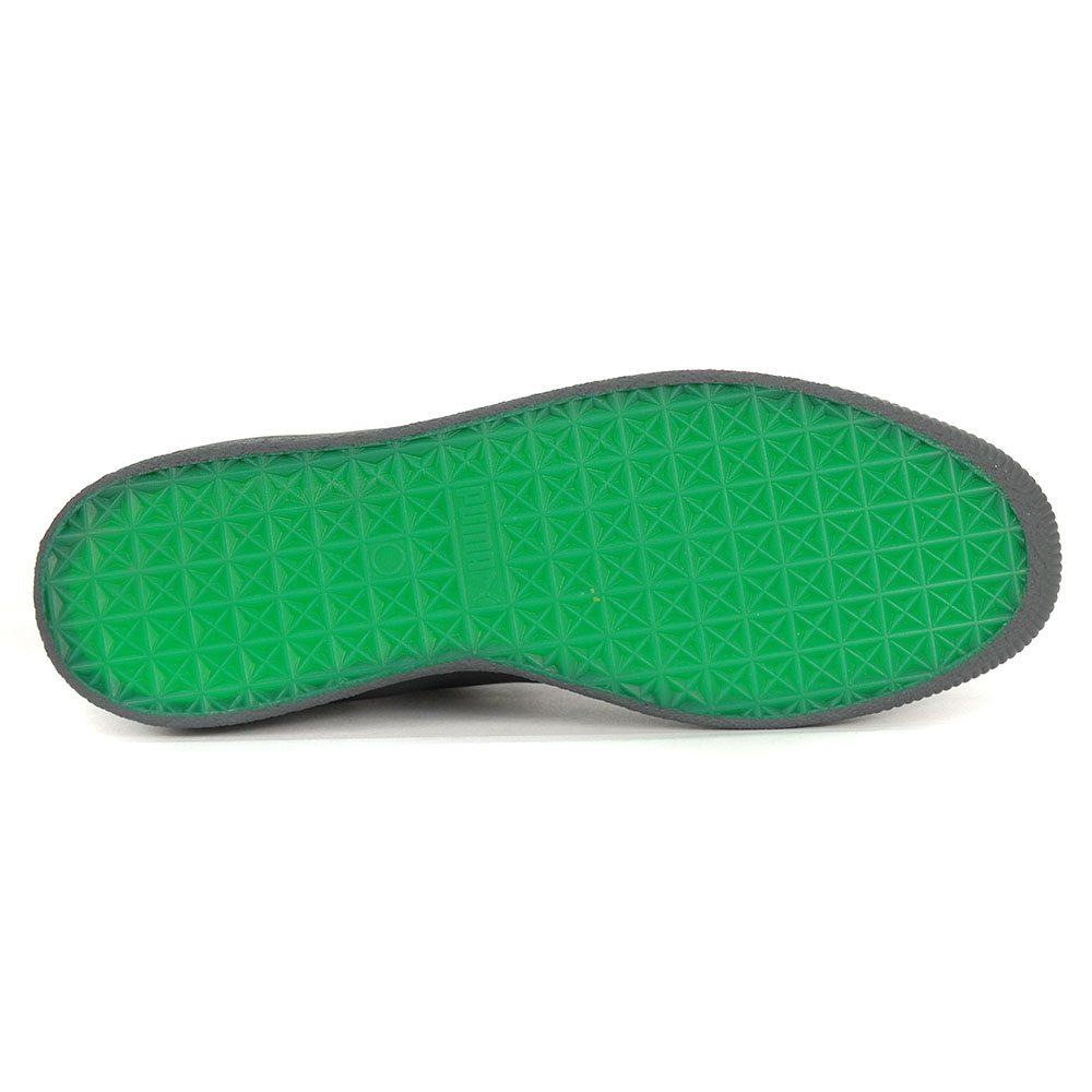 the best attitude 83acb f0637 PUMA Clyde X BIG SEAN Men's Shoes Castlerock 36741501