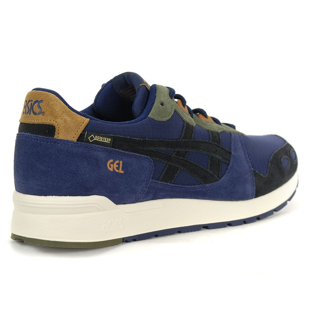 ASICS Men's Gel Lyte G TX PeacoatBlack GORE TEX Shoes 1193A038.400