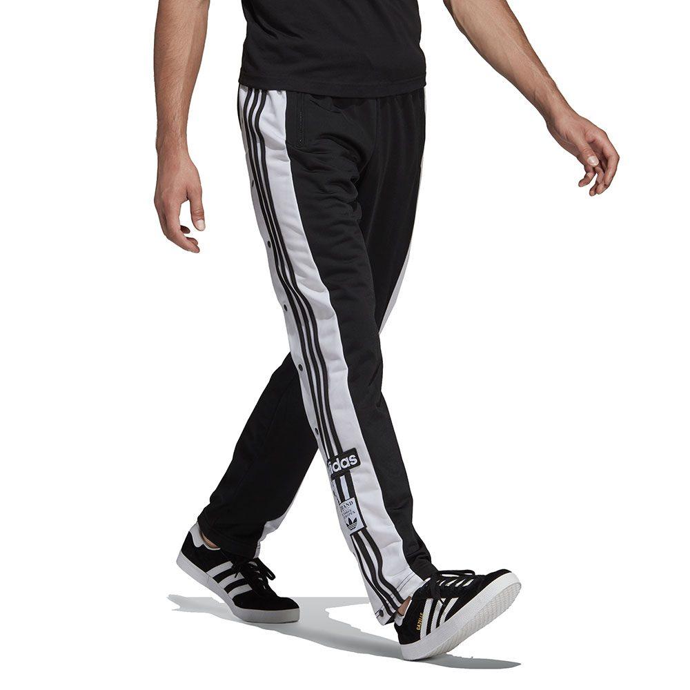 online retailer 97c63 0870e Details about Adidas Originals Men's Adibreak Track Pants Black DV1593 NEW