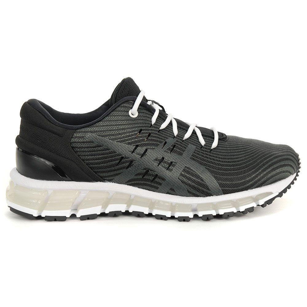 best website 5402c 425e0 ASICS Women's Gel-Quantum 360-4 Black/Dark Grey Shoes 1022A029.001