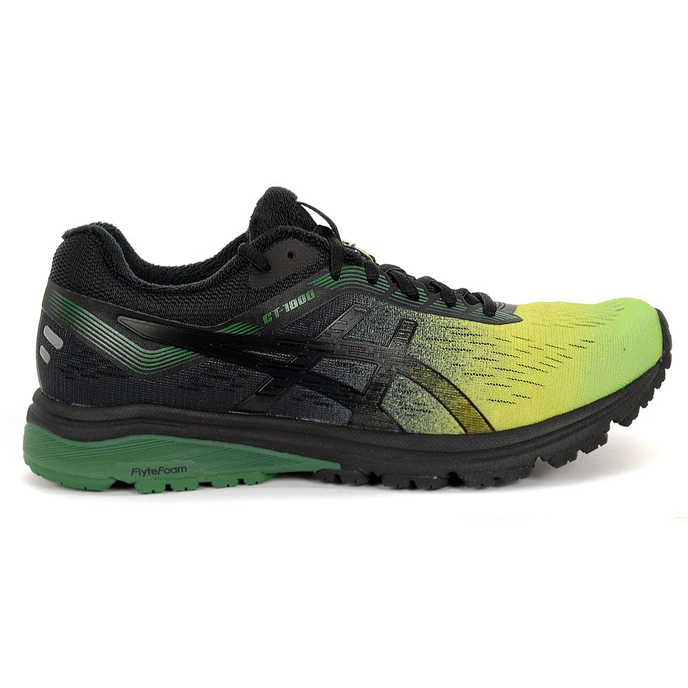 sale usa online unique design genuine shoes ASICS Men's GT-1000 7 Sp Lime Fluo/Noir Shoes 1011A134.300